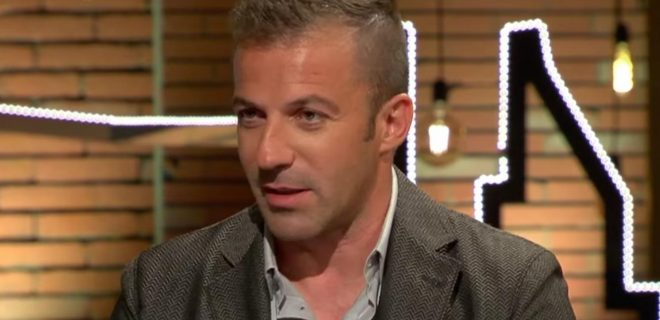Alessandro Del Piero intervista