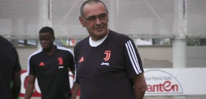 Mister Maurizio Sarri