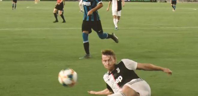 De Ligt Inter Juventus