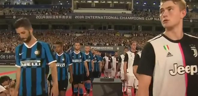 Juventus vs Inter