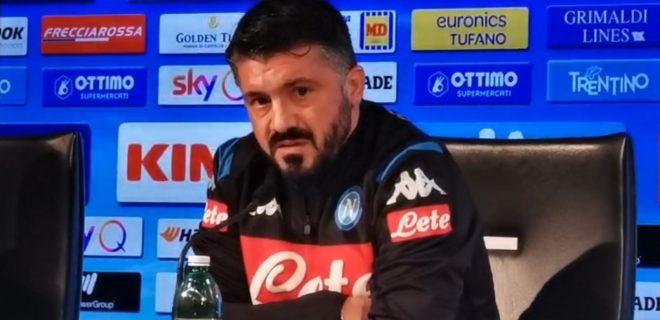 Rino Gattuso Napoli