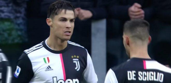 Ronaldo e De Sciglio