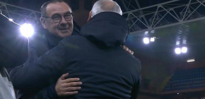 Sarri e Ranieri