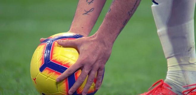 Calcio Serie A foto generica