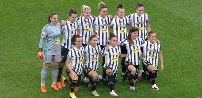 Women squadra 2020