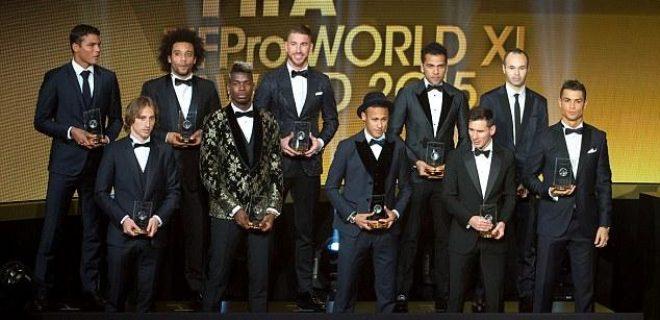 FIFA-fifpro world xi