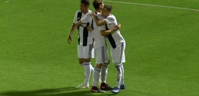 juventus b under 23 gol zanimacchia spazioj 2018 2019