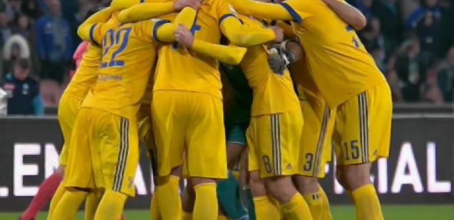 juventus squadra gol goal spazioj 2018