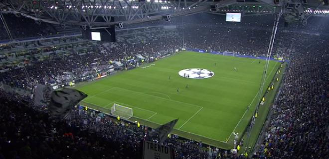 juventus stadio allianz stadium spazioj 2018 champions league