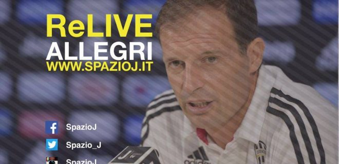 relive_massimiliano_allegri_spazioJ_conferenza